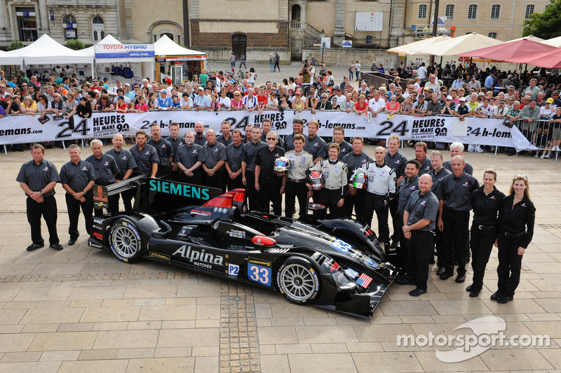 Level 5 at Le Mans: The race after the race