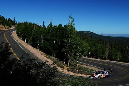 Pikes Peak: The Race to the Clouds