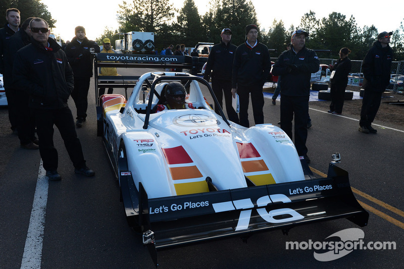 Toyota prepared to defend Electric title at Pikes Peak