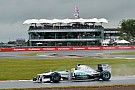 Mercedes' Rosberg tops British Grand Prix Friday practice