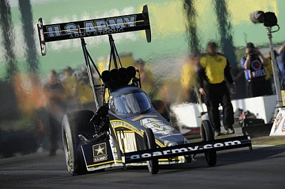 Force, Schumacher, Edwards and Pollacheck lead first day of Route 66 Nationals qualifying