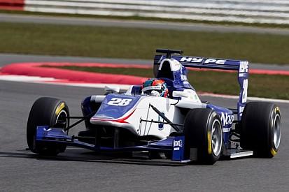 Korjus claims maiden pole in Silverstone