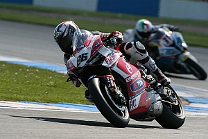 World Superbike Qualifying report Badovini qualify eighth for tomorrow's SBK races at Imola