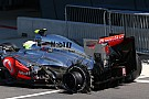 Unlucky day for McLaren at Silverstone