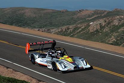 Romain Dumas's chances dashed at Pikes Peak