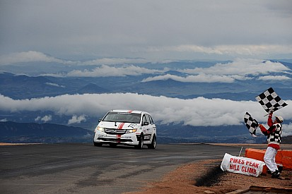 Tigert wins class, Pagenaud stars at Pikes Peak