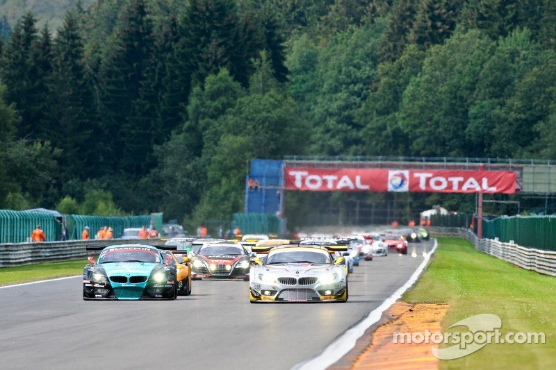 Sensational entry for 2013 24 Hours of Spa
