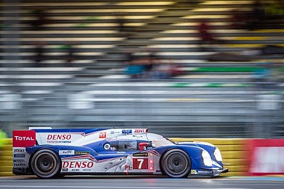 Toyota to only run one car for remainder of season