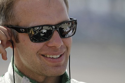 Carpenter anxious for Pocono return this weekend