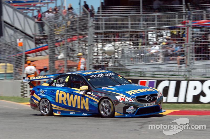 IRWIN Racing locks-in Craig Baird for endurance V8 race campaign - Video