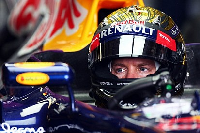 Vettel tops the charts on Friday's opening day of the German Grand Prix