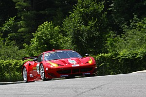 ALMS Qualifying report Risi on the right track at Lime Rock