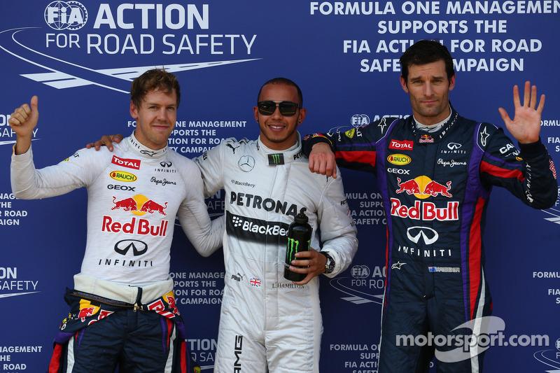 Hamilton displaces Vettel to take German GP pole