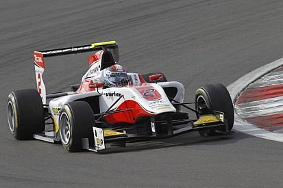 Regalia rules Nurburgring race 1