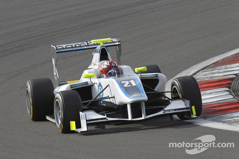 McKee achieves maiden win in Nurburgring Race 2