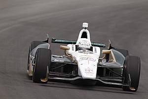 IndyCar Qualifying report Carpenter qualifies 15th Saturday at Pocono