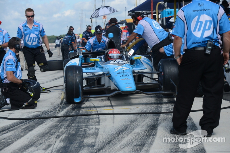 """Pagenaud 9th, Vautier 11th in qualifications at the """"Tricky Triangle"""""""