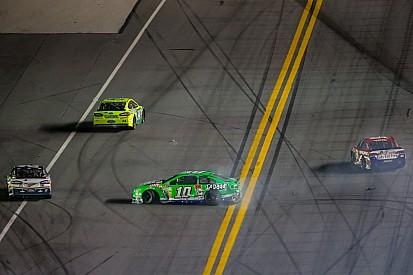 Patrick finishes 14th in Daytona 400