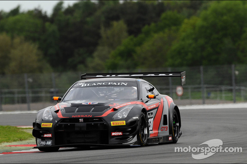 Fannin joins JRM Racing Pro Am car line-up for 24 Hours of Spa