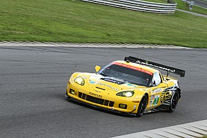 ALMS Race report Second place for Garcia, Magnussen at Lime Rock