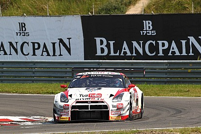 The podiums keep coming for the Nismo athletes at Zandvoort