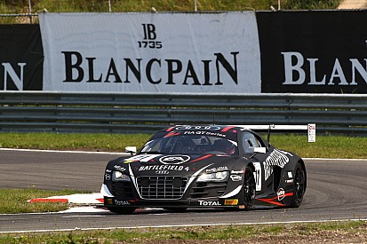 Laurens Vanthoor wins in Zandvoort and leads the 2013 FIA GT Series