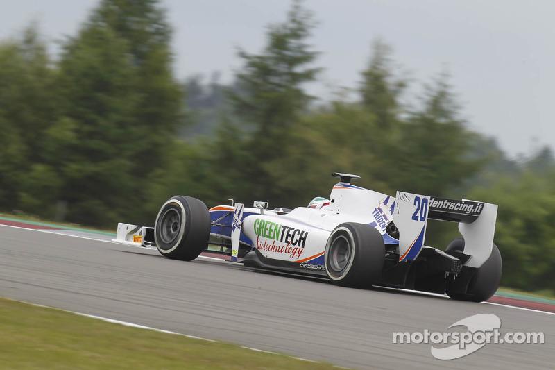 Frustrating weekend for Trident Racing at Nurburgring