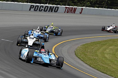 Pagenaud 6th; Vautier 19th in action packed at Pocono