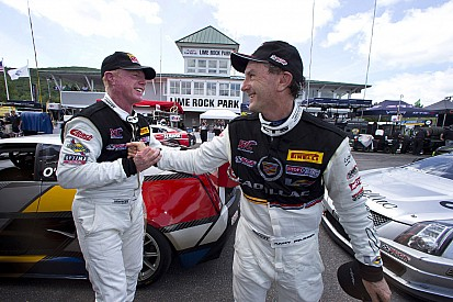 Team Cadillac wins race two at Lime Rock