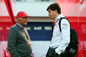 Formula 1 Breaking news Mandatory pitlane helmets 'crazy' - Lauda
