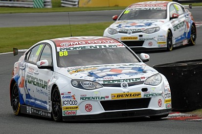 Tordoff tops the times on opening test day at Snetterton