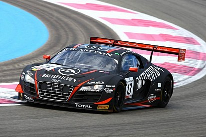 "Belgian Audi Club Team WRT's ""dream team"" for 24 Hours of Spa"
