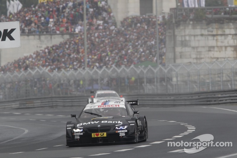 Plenty of action on the DTM show stage at Norisring