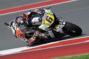 MotoGP Practice report Bradl leads practice on first day at Sachsenring