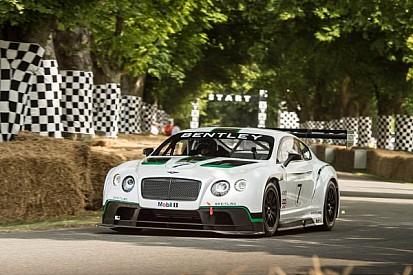 Bentley reveals Continental GT3 details at global debut