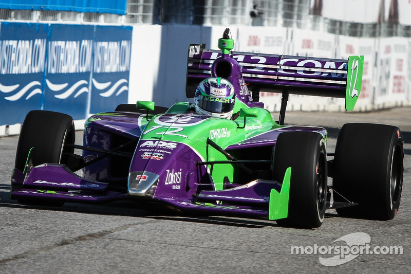 Veach looking for a rhythm after difficult weekend in Toronto