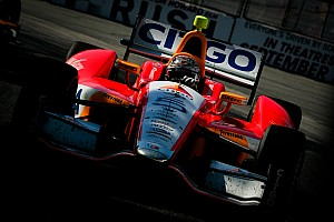 IndyCar Race report Viso's fifth place finish was the best result for Andretti Autosport in Canada