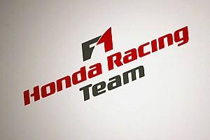 Formula 1 Breaking news Honda denies plans for 2014 Honda test car