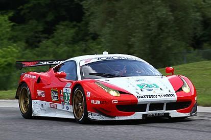 Keen joins Bell in team West Alex Job Racing Ferrari at Mosport