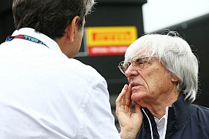 Formula 1 Breaking news Ecclestone bosses to 'monitor' bribery case