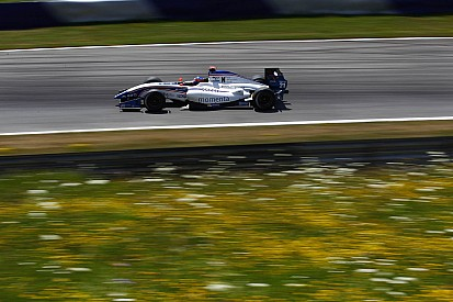 Stevens closes in on third in standings at the Red Bull Ring