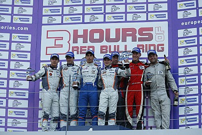 Energetic victory for Gary Hirsch and Paul-Loup Chatin at the Red Bull Ring