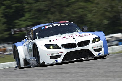 BMW Team RLL qualifies 4th and 5th at Motorsport Park