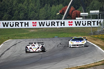 Jota Sport's fight for victory halted by stop-go penalty in Austria