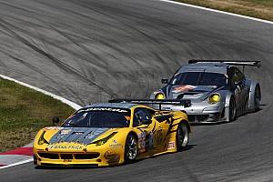 European Le Mans Race report Excellent second place for Joel Camathias in Austria