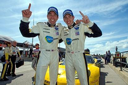 Corvette Racing, Level 5 win close races at CTMP