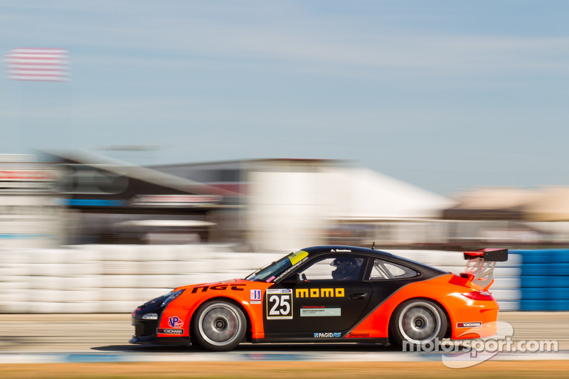 Benitez takes over points lead with race 2 victory at CTMP