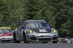 ALMS Race report 4-place finish at Canada not without frustrations for Dempsey Del Piero Racing