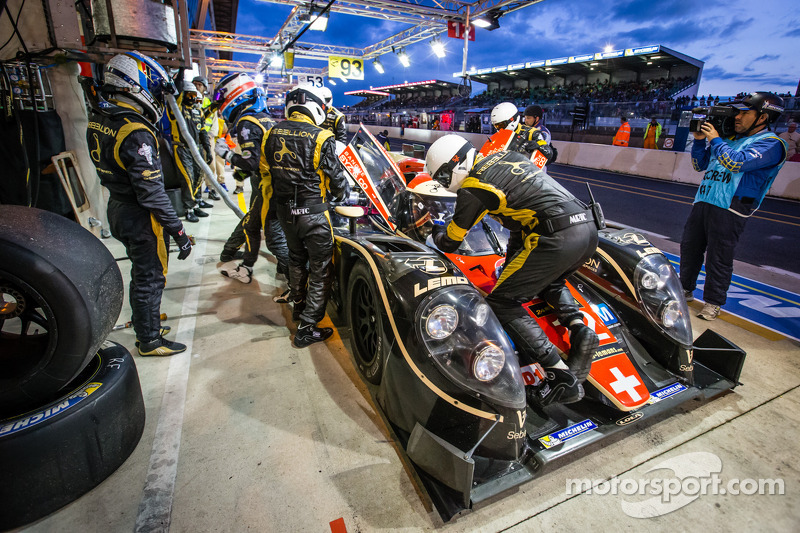 Rebellion Racing will focus on WEC for the remainder of 2013