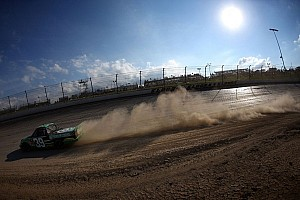 NASCAR Truck Preview Family rivalries spice NASCAR's Eldora debut